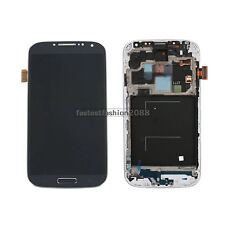 GOOD Für Samsung Galaxy S4 LTE I9505 GT-i9515 LCD Display Touchscreen+Rahmen