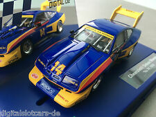"Carrera Digital 132 30724 Chevrolet Dekon Monza ""No. 14, 1978  USA only"
