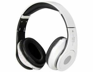 Cuffie bluetooth cuffia wireless MP3 con radio FM slot micro SD cellulare iphone