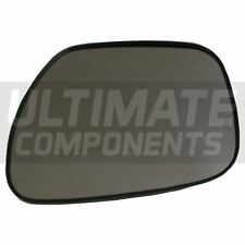 Mazda CX-7 SUV 2007-2013 Heated Convex Wing Mirror Glass Passenger Side N/S