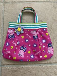 Handmade Girls Handbag Pepper 🐷 Pig