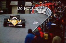 Alain Prost Renault RE40 Monaco Grand Prix 1983 Photograph 3