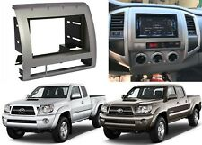 Scosche TA2053B Double Din Installation Dash Kit For 2005-2011 Toyota Tacoma New