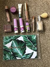 Makeup Bundle Set Tarte Benefit Too Faced Setting Spray Liquid Lipstick Primer