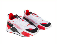 """🔥100% Auth PUMA RS-X³ """"High Risk"""" in Bright White/High Risk Red/Blk Colorway🔥"""