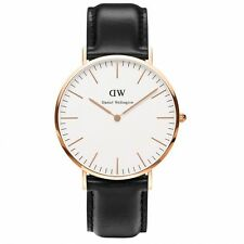 Daniel Wellington Classic Wristwatches with 12-Hour Dial