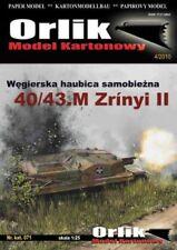40/43.M Zrinyi II - ORLIK 071 - 1/25 paper model