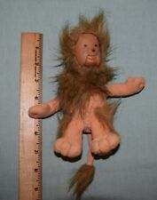 Plush Wizard of Oz Bean Bag Cowardly Lion 1998 Turner Entertainment Co.