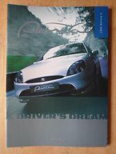 FORD PUMA 1998 UK Mkt Sales Brochure - FA 1271/4