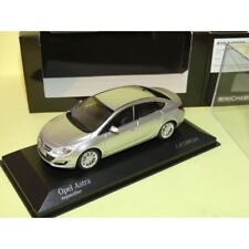 OPEL ASTRA J Phase 2 2012 Gris Silver MINICHAMPS 1:43