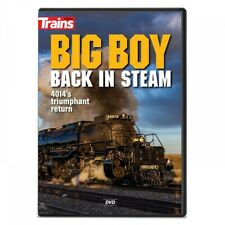 Kalmbach Big Boy Back in Steam DVD KAL15209