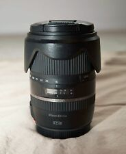 Tamron 16-300mm F/3.5-6.3 DDiII VC PZD Macro Lens with Canon Mount and UV Filter