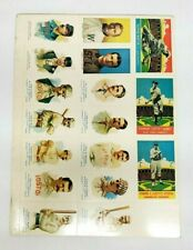 Dover CLASSIC BASEBALL CARDS in FULL COLOR Authentically Reproduced BABE RUTH