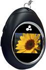 NEW NIB Latte Digital Photo Frame Keychain with 1.5