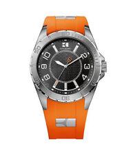 Sportliche HUGO BOSS Armbanduhren aus Silikon -/Gummi-Armband für Herren