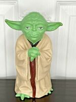 Vintage Star Wars 1981 Empire Strikes Back Rubber Yoda Hand Puppet Lucas Films