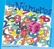 Los Numeros (Numbers) (El Osito Estudiante) (Spanish Edition)-ExLibrary