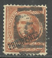 U.S. Possessions Philippines stamp scott 217 - 10 cents Webster issue of 1899