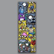 5x15 CONE HEAD, graffiti street tattoo art adventure time Finn Jake frog fink
