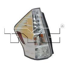TYC 11-6468-00-1 Tail Light Assembly