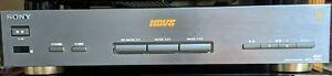 Nice -  Sony MSC-4000 Hi-vision Muse Decoder For Laserdisc LD