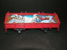 LGB G Scale # 45110 Chistmas Covered Gondola (d1)