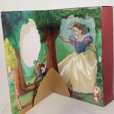 Mattel -Barbie Doll -1997 Walt Disneys Snow White and the Seven Dwarfs (60th Ann
