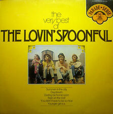 LP LOVIN' SPOONFUL - the très best of, nm