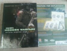Call of Duty: Modern Warfare 2 Prestige Edition Strategy Guide by BradyGames (P…