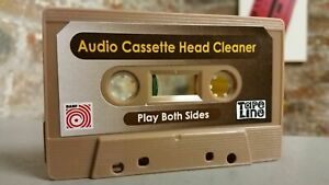 NEW 2021 BASF Audio Cassette head Cleaner tape copiers copy duplicator clean