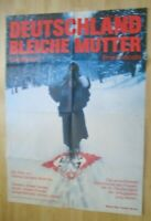Filmplakat - Deutschland Bleiche Mutter ( Eva Mattes , Ernst Jacobi )