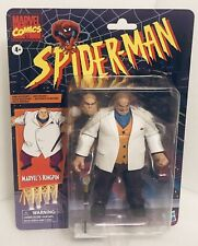Marvel Legends Retro Spider-Man KINGPIN Action Figure Wilson Fisk Brand New