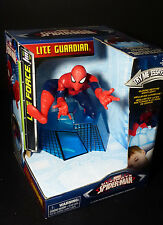 NIB Marvel Ultimate Spiderman Guardian Nightlight Bedtime Light Spider Man