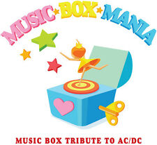Music Box Mania - Music Box Tribute to AC/DC [New CD] Manufactured On Demand