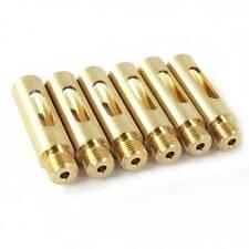 """OSHA Compliant Brass Safety Tip For Air Blow Guns 1/8"""" - BT6S-6 (6/pk)"""