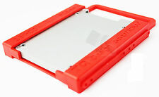 "2.5"" to 3.5"" SSD HDD Screw-less Mounting Adapter Kit  Bracket Hard Drive Holder"