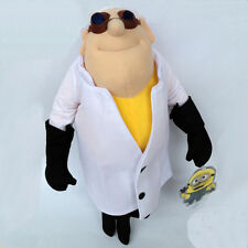 Dr.Nefario Despicable Me Character Plush Soft Toy Stuffed Animal Figure Doll 13""