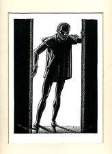 Lim Ed Rockwell Kent Shakespeare Print #1