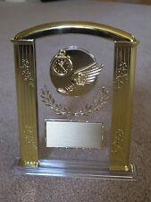 "Cross Country/5K/Marathon 7"" Acrylic Award Trophy FREE custom engraving"
