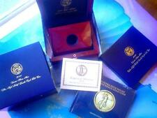 MINT WOOD BOX FOR THE 2009 ULTRA HIGH RELIEF DOUBLE EAGLE GOLD COIN ,COA & BOOK