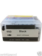 Refillable ink cartridges for HP 950 951 XL OfficeJet Pro 8620 8625 8630