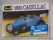 REVELL 1/48ème CADILLAC SPORT PHAETON 1931  H-1272/1977
