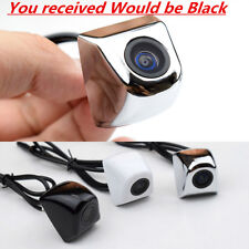 High-Definition 170° Rear-View Back Up Reverse Camera Waterproof Black