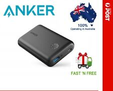 Anker PowerCore II Ultra-Compact 10000 mAh Portable Charger Black A1230 10000mAh