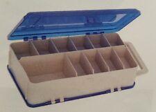 Tackle Box  beidseitig bestückbar 30,5cm x 17,5cm x 7,8cm