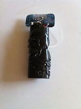 Mystic Double Skull Black Pewter Bic Lighter Holder Case New
