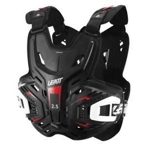 New Leatt 2.5 Chest Protector Black Size Medium Guard MX ATV Dirt Race