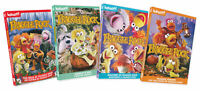 FRAGGLE ROCK (BELLS OF FRAGGLE ROCK/WEMBLEY S EGG/WELCOME TO FRAGGLE ROCK/ (DVD)