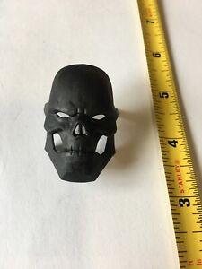 1/6 Scale Black Skull Taskmaster Mask