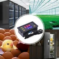 20A High Precision Digital Temperature Controller Thermostat -55~120℃
